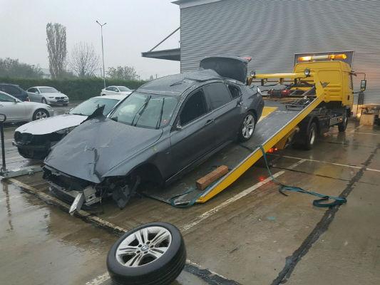 tractari auto avariate